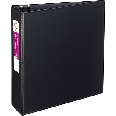 3in. Avery® Durable Binder with Slant-D™ Rings, Black