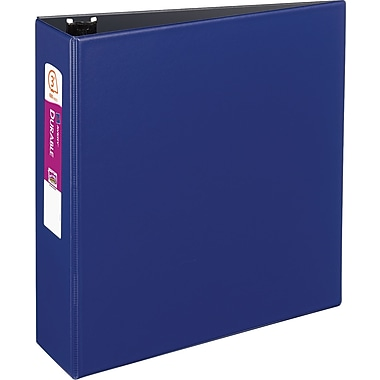 3in. Avery® Durable Binder with Slant-D™ Rings, Blue