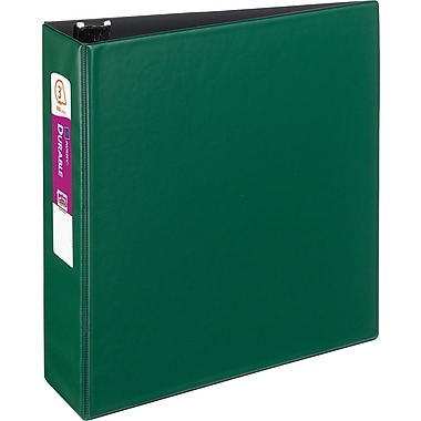 3in. Avery® Durable Binder with Slant-D™ Rings, Green