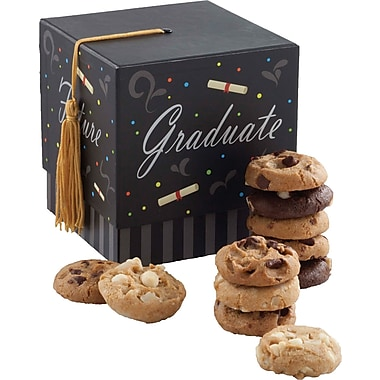 Mrs. Fields Graduation Ribbon Box, 24 Nibblers
