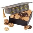 Mrs. Fields® Graduation Cap Box, 36 Nibblers®