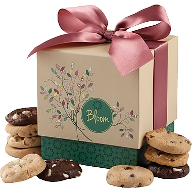 Mrs. Fields Blooming Mini Ribbon Box, 24 Nibblers