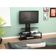 Z-Line Designs Aviton TV Stand, Black