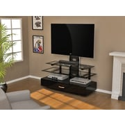Z-Line Designs Sync 3-in-1 TV Stand, Black
