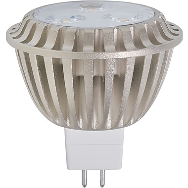 Zenaro MR16 Retrofit LED Lamp, Day Light, 36 Deg Field Angle