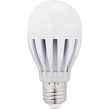 Zenaro A19 8 W Triac Dimmable LED Lamp, Warm White, >180 Deg Beam Angle