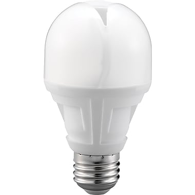 Zenaro 8 WA19 Triac Dimming LED Lamp, Bright White, 180 Deg Field Angle