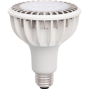 Zenaro PAR30 3000K Long Neck Triac Dimmable LED Lamp, Cool White, 50 Deg Beam Angle