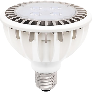 Zenaro PAR30 4000K Short Neck Triac Dimmable LED Lamp, Cool White, 50 Deg Beam Angle