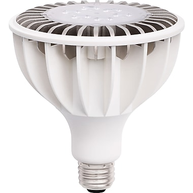 Zenaro PAR38 3000K Triac Dimmable LED Lamp, Cool White, 10 Deg Beam Angle