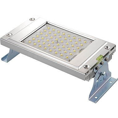 Zenaro ZCL Series 30 W Caveled Low Bay Dimmable LED Light Fixture, Day Light, PH5 Beam Spread