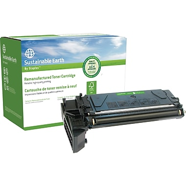 Staples™ Remanufactured Black Toner Cartridge, Xerox 106R01047