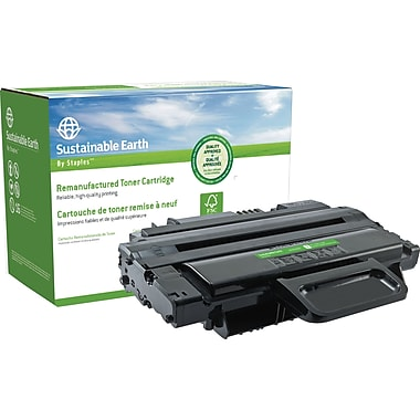 Sustainable Earth by Staples™ Remanufactured Black Toner Cartridge, Xerox 106R01486, High Yield