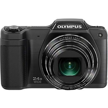 Olympus SZ-15 16MP Digital Camera, Black