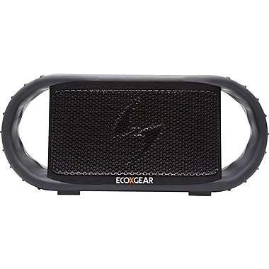 Grace Digital ECOXGEAR - ECOXBT Waterproof and Rugged Bluetooth Speaker and Speakerphone, Black