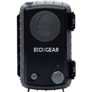 Grace Digital ECOXGEAR - ECOXPRO Waterproof and Rugged Floating Speaker Case, Black