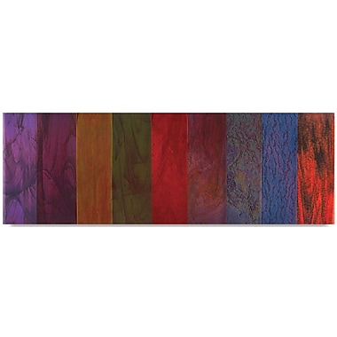 Roylco Stained Glass Paper, 8 1/2in. x 5 1/2in.