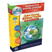 Classroom Complete Press® IWB Global Warming Reduction Book, Grades 3rd - 8th
