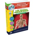 Classroom Complete Press® IWB Cells, Skeletal and Muscular Systems Book, Grades 3rd - 8th