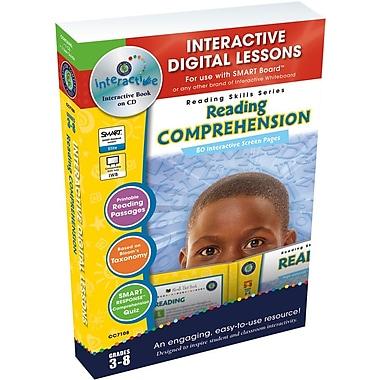 Classroom Complete Press® IWB Reading Comprehension Book, Grades 3rd - 8th