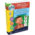 Classroom Complete Press® IWB High Frequency Picture Words Book, Grades Pre Kindergarten - 2nd