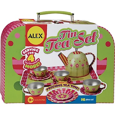 Alex Toys® Tin Tea Set