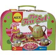 Alex Toys® Tin Tea Set
