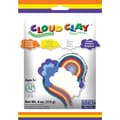 Amaco® Assorted 4 oz. Cloud Clay, Orange, Purple, White, Yellow