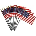 Annin & Company Hand Held Flag, 4in. x 6in.