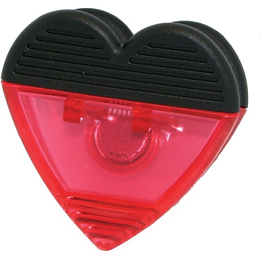 Ashley® Red Heart Magnetic Clip, Red Heart