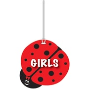 Ashley® Girls Hall Pass, Ladybug