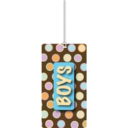Ashley® Boys Hall Pass, Chocolate Dot