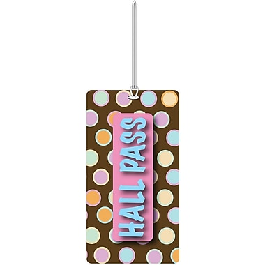 Ashley® Hall Pass, Chocolate Dot