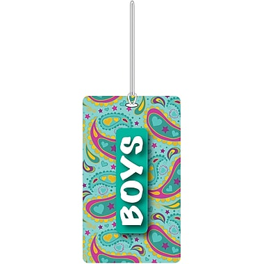 Ashley® Boys Hall Pass, Crazy Paisley