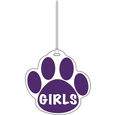 Ashley® Girls Paw Hall Pass