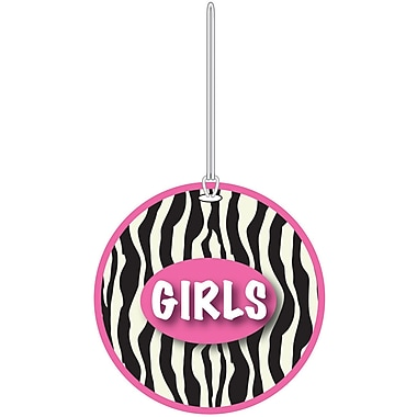 Ashley® Girls Hall Pass, Zebra
