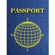 Ashley® Productions Blank Passport, Grades All