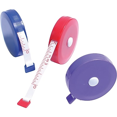 Baumgartens® Cloth Tape Measure, Grades All