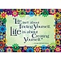 BARKER CREEK & LASTING LESSONS Poster, Life is