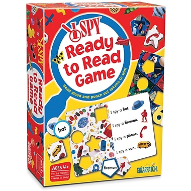 Briarpatch® I Spy Ready to Read Game