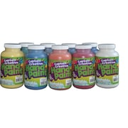 Captain Creative™ 16 oz. Washable Hand Paint, Assorted