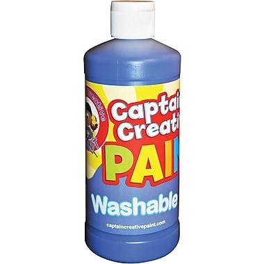 Captain Creative™ 16 oz. Washable Paint, Blue