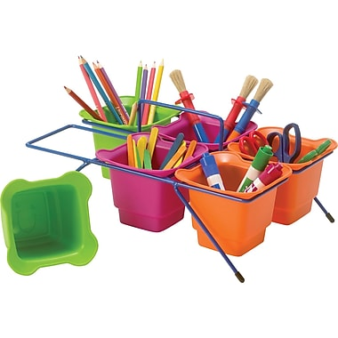 Copernicus Educational Products Royal® Tiny Tub Caddy, 6 Compartment