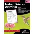 Chalkboard Publishing Instant Science Activities Workbook, Grades K-1