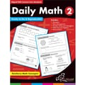 Chalkboard Publishing Daily Math Workbook, Grades 2nd