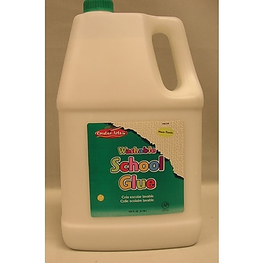 Charles Leonard® Washable School Glue, 1 Gal