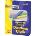Chenille Craft® Assorted Dustless Chalk