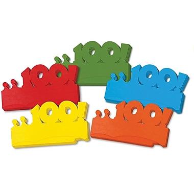 Chenille Craft CK-4670 My First 100 Days Paper Crowns