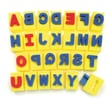 Chenille Craft® Paint Handle Sponges, Capital Letters