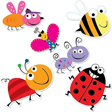Creative Teaching Press™ 10in. Jumbo Designer Cut-Outs, Bugs
